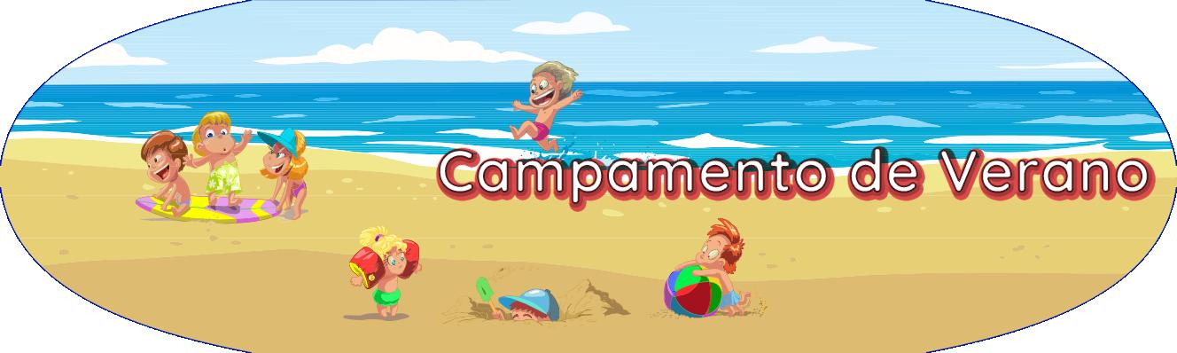 Banner Campamento de Verano