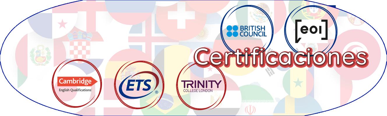 Banner Certificaciones Inglés